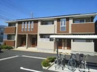 愛知県一宮市三ツ井5丁目の賃貸アパートの外観