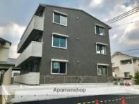 滋賀県大津市別保3丁目の賃貸アパートの外観