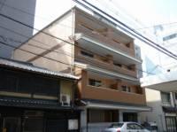 京都府京都市中京区西押小路町の賃貸マンションの外観