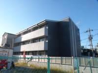 大阪府八尾市萱振町3丁目の賃貸マンションの外観