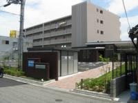 大阪府大阪市鶴見区放出東1丁目の賃貸マンションの外観