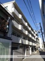 ファミーユ勝山[2階]の外観