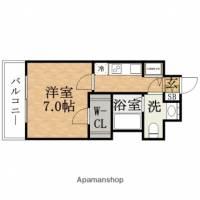 T'S SQUARE 大阪城[1102号室]の間取り