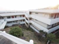 兵庫県西宮市甲陽園山王町の賃貸マンションの外観