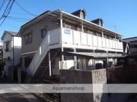 兵庫県西宮市鳴尾町3丁目の賃貸アパートの外観