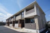 奈良県大和高田市大字大中の賃貸アパートの外観