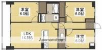 アルファスマート倉敷平田[7階]の間取り