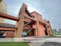 倉敷ライフ・キャンパスF棟[202号室]の外観