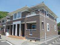 広島県福山市坪生町5丁目の賃貸アパートの外観
