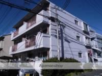 広島県広島市中区江波東1丁目の賃貸マンションの外観