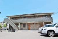 徳島県徳島市助任本町7丁目の賃貸アパートの外観