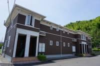 ハッピネスハウス B[2階]の外観