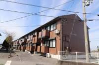 徳島県阿南市那賀川町上福井堂免の賃貸アパートの外観