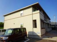徳島県阿南市出来町の賃貸アパートの外観