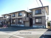 熊本県熊本市南区刈草3丁目の賃貸アパートの外観