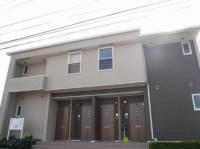 宮崎県都城市上長飯町の賃貸アパートの外観