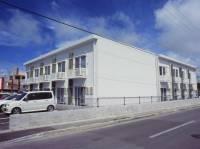 レオパレスMIYASATO[1階]の外観