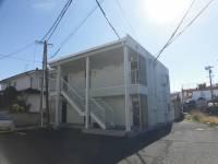 長野県上田市踏入2の賃貸アパートの外観