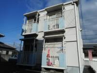 岡山県総社市中央4の賃貸アパートの外観