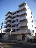 宮城県仙台市青葉区旭ケ丘3の賃貸マンションの外観