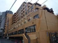ライオンズマンション西新宿[605号室]の外観
