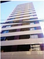 アパートメンツタワー麻布十番[16階]の外観