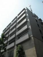 白金台アパートメント[5階]の外観