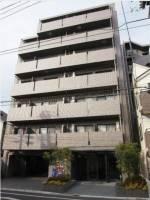 ルーブル蒲田南六番館[6階]の外観