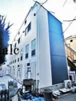 Blanc et Bleu高円寺(ブランエトブルー)[2階]の外観