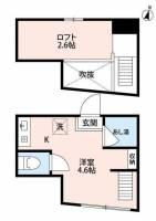 アーバンプレイスⅤ坂上A[2階]の間取り