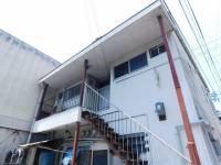 中村アパート[2号室]の外観