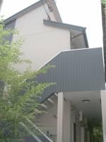 福岡県福岡市早良区室見4丁目の賃貸アパートの外観