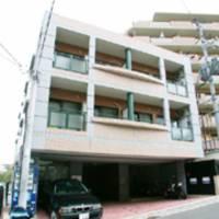 福岡県福岡市中央区小笹2丁目の賃貸マンションの外観