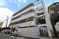 兵庫県神戸市灘区烏帽子町2丁目の賃貸マンションの外観