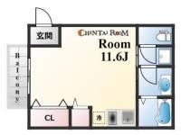 ソフィアハウス[2F号室]の間取り