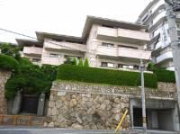 兵庫県神戸市東灘区御影山手5丁目の賃貸マンションの外観