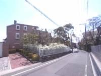 兵庫県神戸市東灘区住吉山手1丁目の賃貸マンションの外観