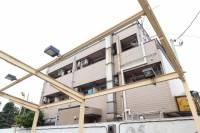 沢田パレス[3階]の外観