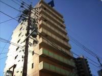 レジデンシア東別院[9階]の外観