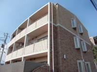 パルシオ甲東園[2階]の外観
