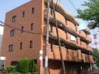 利倉ハイツ[3階]の外観