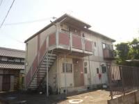 大阪府三島郡島本町高浜1丁目の賃貸アパートの外観