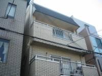 JPアパートメント住吉III[303号室]の外観