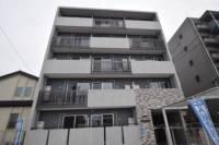 愛知県名古屋市中川区八熊通6丁目の賃貸マンションの外観
