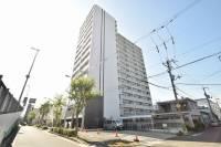 大阪府東大阪市高井田西6丁目の賃貸マンションの外観