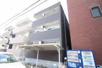 大阪府大阪市住吉区沢之町2丁目の賃貸アパートの外観