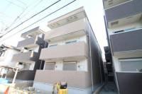 フジパレス住吉沢之町2番館[3階]の外観