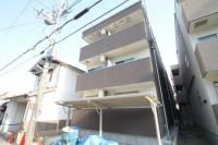 フジパレス住吉沢之町3番館[2階]の外観