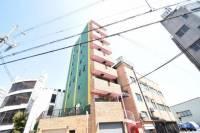 大阪府大阪市浪速区浪速東1丁目の賃貸マンションの外観