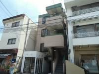 南昭和町タムラビル[3階]の外観